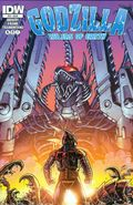 Godzilla Rulers of the Earth (2013 IDW) 24
