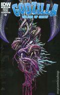 Godzilla Rulers of the Earth (2013 IDW) 24SUB