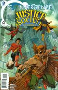 Convergence Justice Society of America (2015 DC) 2A