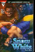Grimm Fairy Tales Presents Snow White (2015 Zenescope) 10th Anniversary Special 1B