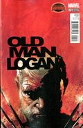 Old Man Logan (2015 Marvel) 1C