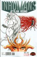 Inhumans Attilan Rising (2015) 1B