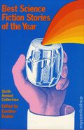 Best Science Fiction Stories of the Year HC (1977 E. P. Dutton) 6th Annual Collection 1-1ST