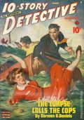 10-Story Detective (1938) Pulp Volume 10, Issue 2