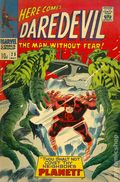 Daredevil (1964 1st Series) UK Edition 28UK