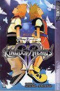Kingdom Hearts II GN (2007-2009 Tokyopop Digest) 1st Edition 1-1ST