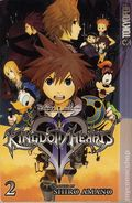 Kingdom Hearts II GN (2007-2009 Tokyopop Digest) 1st Edition 2-1ST