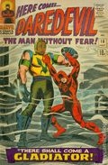 Daredevil (1964 1st Series) UK Edition 18UK
