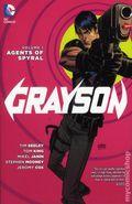 Grayson HC (2015 DC Comic The New 52) 1-1ST