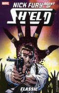 Nick Fury Agent of SHIELD Classic TPB (2012- Marvel) 3-1ST