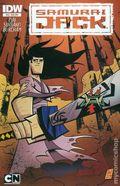 Samurai Jack (2013 IDW) 20SUB