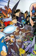 Sonic Boom (2014 Archie) 8C