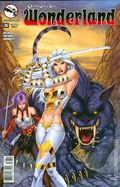 Grimm Fairy Tales Presents Wonderland (2012 Zenescope) 36A