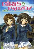 Girls and Panzer GN (2014 Seven Seas Digest) 4-1ST