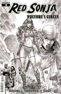 Red Sonja Vultures Circle (2014) 5E