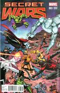 Secret Wars (2015 3rd Series) 3G