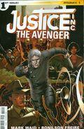 Justice Inc Avenger (2015) 1E