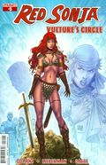 Red Sonja Vultures Circle (2014) 5B