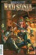 Legenderry Red Sonja (2015 Dynamite) 4A