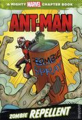 Ant-Man Zombie Repellent SC (2015 Marvel Press) A Mighty Marvel Chapter Book 1-1ST