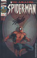 Amazing Spider-Man (1998 2nd Series) 1DFSIGNEDB