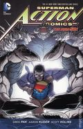 Superman Action Comics HC (2012-2016 DC Comics The New 52) 6-1ST