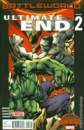 Ultimate End (2015 Marvel) 2A