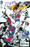 Harley Quinn (2013) 17A