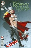 Robyn Hood (2014 Zenescope) 2nd Series Ongoing Grimm Fairy Tales  11C