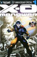 X-O Manowar 25th Anniversary Special (2015 Valiant) 1B