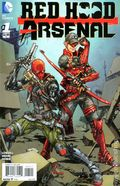 Red Hood Arsenal (2015) 1B
