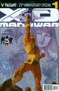 X-O Manowar 25th Anniversary Special (2015 Valiant) 1A