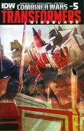 Transformers Windblade Combiner Wars (2015) 3SUB