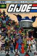 GI Joe Real American Hero (2010 IDW) 212RE-EMERALD