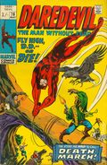 Daredevil (1964 1st Series) UK Edition 76UK