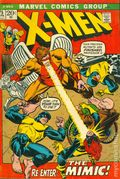 Uncanny X-Men (1963 1st Series) Mark Jewelers 75MJ
