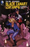Black Canary and Zatanna: Bloodspell TPB (2015 DC) 1-1ST