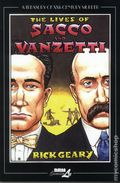 Treasury of 20th Century Murder: The Lives of Sacco and Vanzetti GN (2015 NBM) 1-1ST