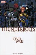 Civil War Thunderbolts TPB (2007 Marvel) 1-REP