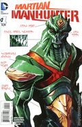 Martian Manhunter (2015 4th Series) 1B
