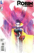 Robin Son of Batman (2015) 1B