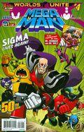 Mega Man (2011 Archie) 50B