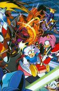 Mega Man (2011 Archie) 50F