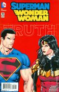 Superman Wonder Woman (2013) 18A