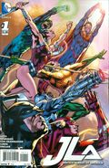 Justice League of America (2015) 1A