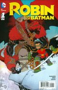 Robin Son of Batman (2015) 1A