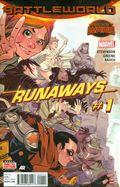 Runaways (2015) 1A