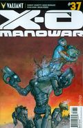 X-O Manowar (2012 3rd Series Valiant) 37C