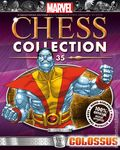 Marvel Chess Collection (2014 Figure and Magazine) ITEM#35