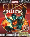 Marvel Chess Collection (2014 Figure and Magazine) ITEM#37